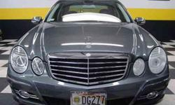 $22,900 Used 2007 Mercedes-Benz E-Class E350 Sedan, 62,764