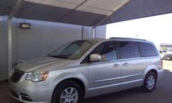 $22,990 2012 Chrysler Town & Country Touring Minivan 4D