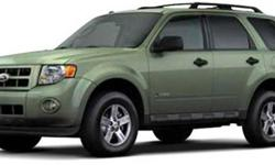 $22,995 2010 Ford Escape Hybrid