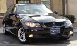 $22,995 Used 2008 BMW 3 Series 328i Sedan 6SPEED MANUAL