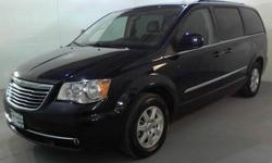 $22,999 2012 Chrysler Town & Country Touring Minivan 4D