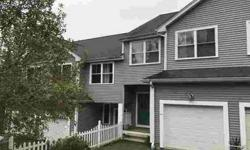 23-C Johnson St Worcester, Three BR, 2.5 BA townhouse
