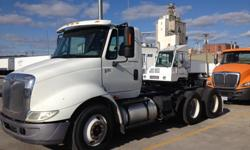 $23,000 OBO 2005 International 8600 Tandem Axle Day Cab For