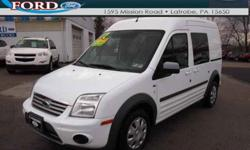 $23,499 2012 Ford Transit Connect XLT