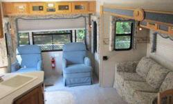 $23,500 2006 5th wheel 32' super insulated 4 SEASONS / very