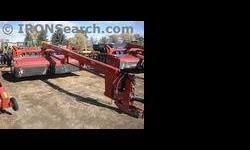 $23,900 2009 Massey Ferguson 1372 Mower Conditioner
