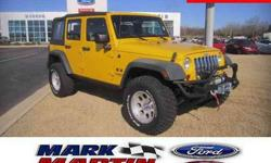 $23,995 2008 Jeep Wrangler Unlimited X