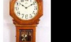 $245 Wood Clocks