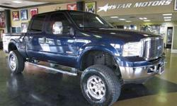 $24,000 Used 2007 Ford Super Duty F-250 Lariat 4x4 Truck,