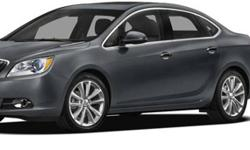 $24,670 2012 Buick Verano CONVENIENCE GROUP