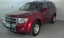 $24,738 2012 Ford Escape Limited Sport Utility 4D