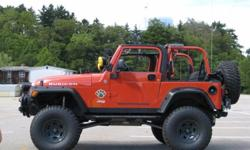 $24,900 2006 Jeep Wrangler Rubicon
