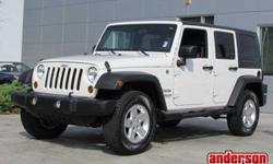 $24,900 2010 Jeep Wrangler Unlimited Sport 4X4