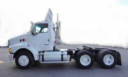 $24,900 Used 2006 sterling day cab tractor for sale.