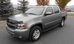"$24,912 Used 2008 Chevrolet Avalanche 4WD Crew Cab 130"" LT"