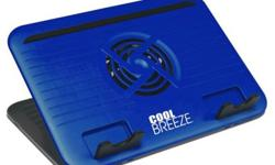 $24.99 Netbook Cool Breeze Adjustable Cooling Stand