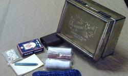 $24 Havana Chest Poker Set