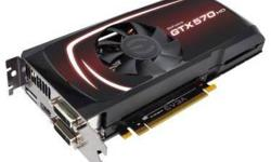 $250 2 Nvidia Evga Gtx 570 Graphics Card - $500 (Clifton)