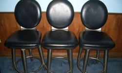$250 Bar/Counter Stools