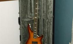 $250 Bass guitar for sale
