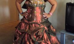 $250 Beautiful Prom Dress