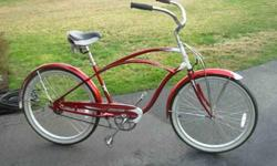 $250 Men?s Electra Deluxe City Bike Beach Cruiser ? Candy