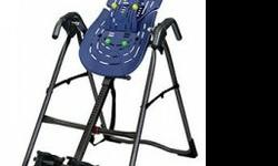 $250 OBO Teeter EP-560 Inversion Table *BRAND NEW*