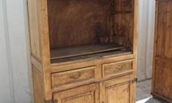 $250 Rustic Armoire