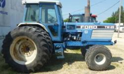 $25,000 1989 Ford TW25 Tractor
