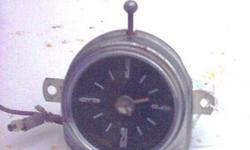 "$25 1949-50 Ford ""clock"" might fit other years also/one of"