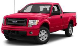 $25,250 2013 Ford F-150