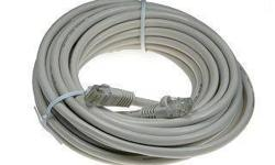 $25 25' and 50' Cat5e Ethernet Cables