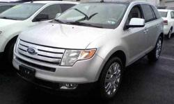 $25,494 2010 Ford Edge Limited Sport Utility 4D