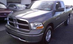 $25,685 2012 Ram 1500 Quad Cab SLT Pickup 4D 6 1/3 ft