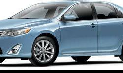$25,777 2012 Toyota Camry XLE
