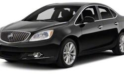 $25,855 2013 Buick Verano Convenience Group