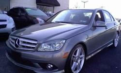 $25,999 2010 Mercedes-Benz C-Class C300 4MATIC Sport Sedan