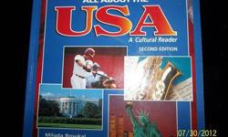 $25 All About The USA, A Cultural Reader(Second Edition)