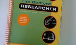 $25 Bedford Researcher for Writing 39C