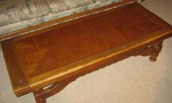 $25 Bre Coffee table-wood