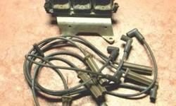 $25 COIL PACK and Wires GM Chevy Honda Isuzu V6 Engines