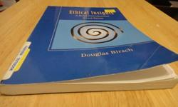 $25 Ethical Insights Second Edition - Douglas Birsch ([phone