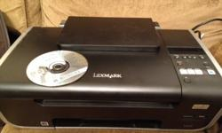$25 Lexmark x4650 Wireless Printer