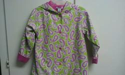 $25 little girls Hartstrings rain jacket size 2T