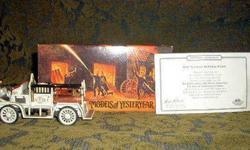 $25 Matchbox Models of Yesteryear - Limited Edition -