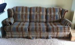 $25 OBO Couch with Sofa Sleeper