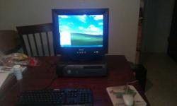 $25 OBO Dell Dimention 4300 Celeron 2.40Ghz complete system
