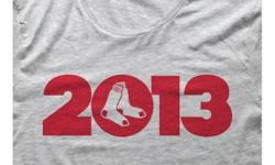 $25 Red Sox 2013 T-Shirt