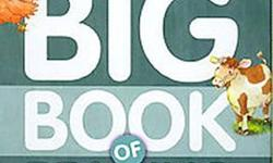 $25 The Great * Big Book of Reading-Kindergarten- 160 Pages