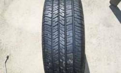 $25 Tire 205 55 16 P205/55R16 GOODYEAR Great Condition